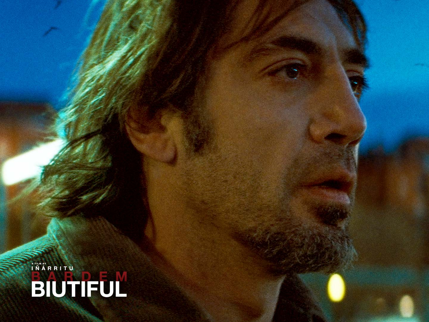Biutiful Wallpaper download - Javier Bardem a still wallpaper image for Biutiful, the new movie from director Alejandro Gonzalez Inarritu, winning the Best Actor Award at Cannes